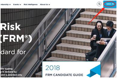 FRM更改考试地点流程图解
